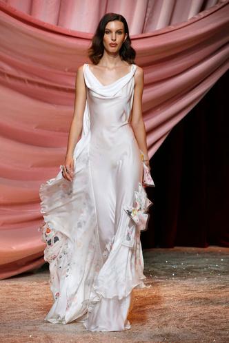 Побег из Самарканда: показ Ulyana Sergeenko Couture в Париже (фото 1.2)