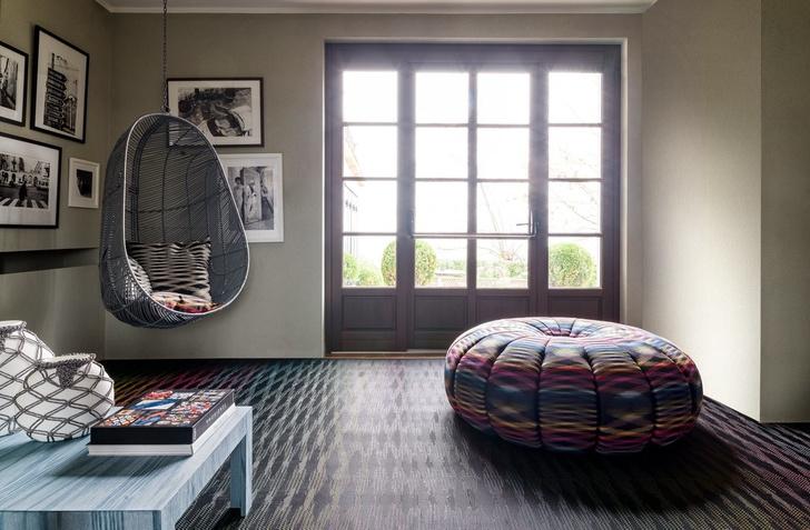 Новая коллекция Missoni Home для Bolon (фото 2)