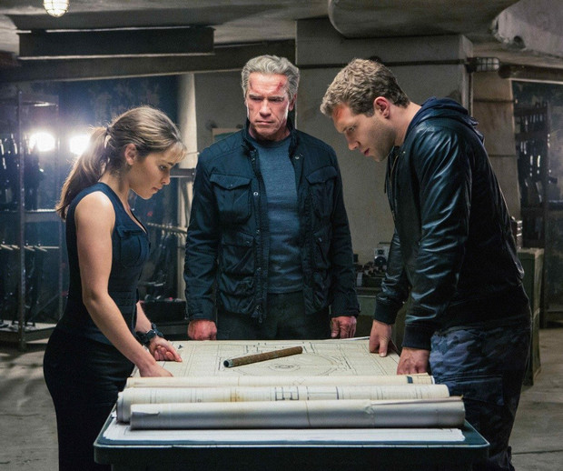 «Терминатор: Генезис» (Terminator Genisys) 2