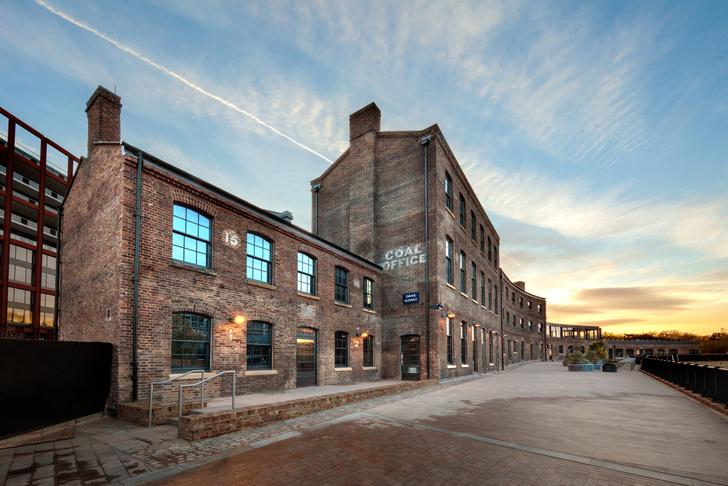 Новая штаб-квартира Tom Dixon в промышленном районе Лондона (фото 3)