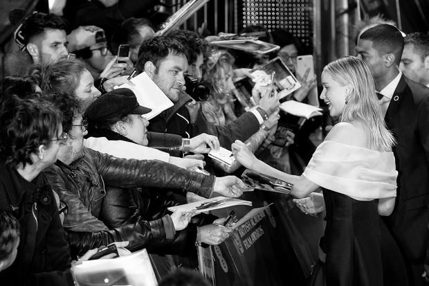 Дженнифер Лоуренс уходит из кино? (фото 1)