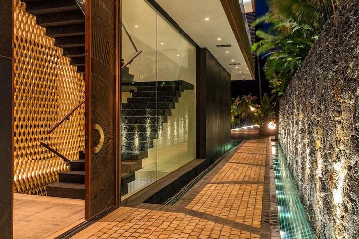 Ленни Кравиц оформил интерьеры в доме за $ 38 миллионов (фото 3)