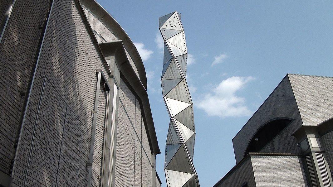 Арата Исодзаки: лауреат Притцкеровской премии 2019 (галерея 6, фото 5)