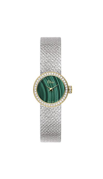 Часовая коллекция La D de Dior пополнилась новинками (галерея 5, фото 1)