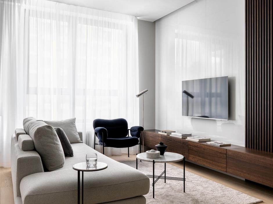 Квартира 55 м²: уютный минимализм (фото 5)