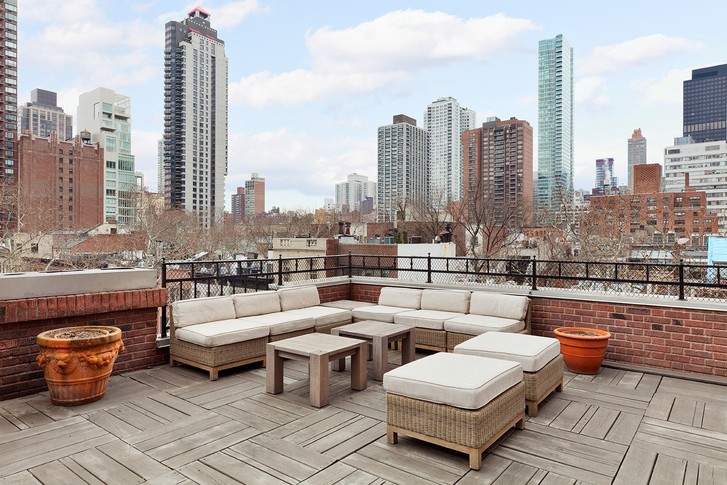 В Нью-Йорке продается бывший дом Элеоноры Рузвельт (фото 10)