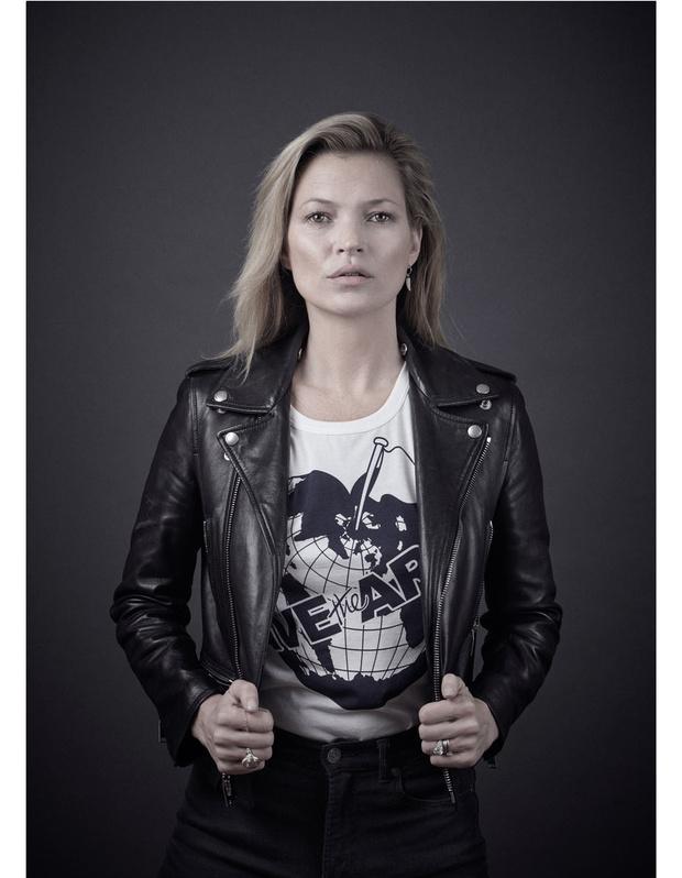 Кейт Мосс: фото 2015