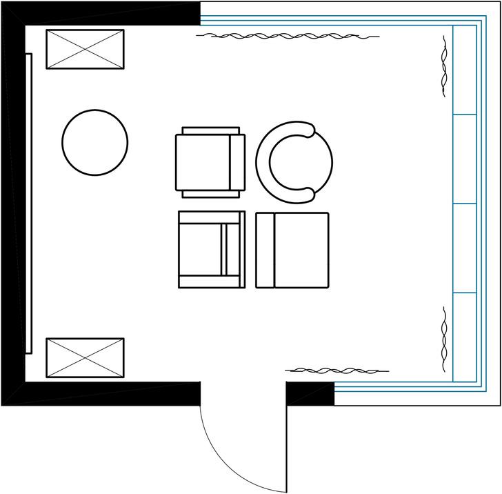 Готовый проект: обустраиваем домашний кинотеатр (фото 6)