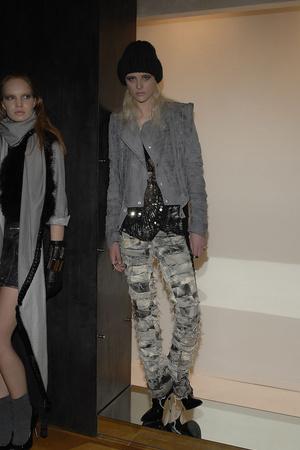 Показы мод Just Cavalli Осень-зима 2009-2010 | Подиум на ELLE - Подиум - фото 3165