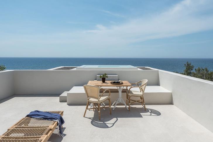 Новый бутик-отель ISTORIA на Санторини (фото 10)