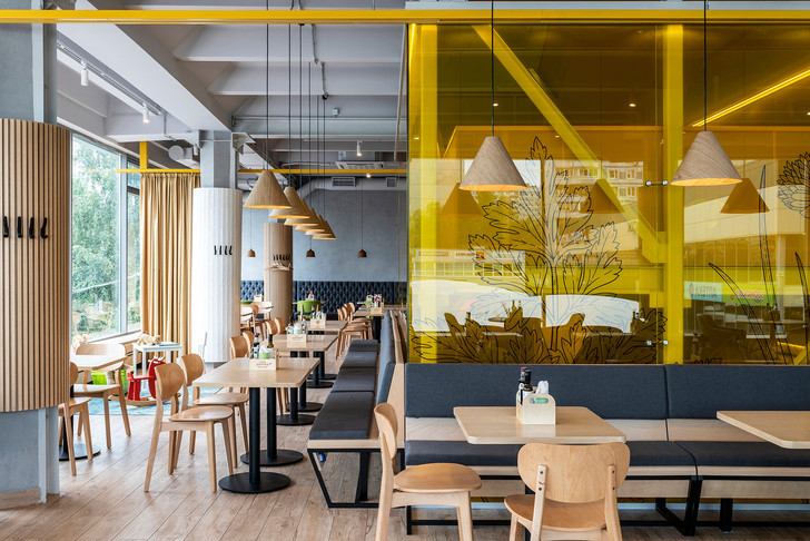 «Кухня Полли»:  кафе и ресторан в Строгино (фото 14)
