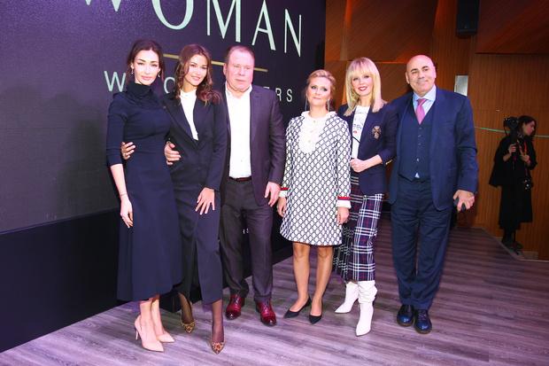 «Искусство женского бизнеса». В Москве состоялось главное событие этой осени -  Международный Форум «Woman Who Matters – 2019» (фото 1)