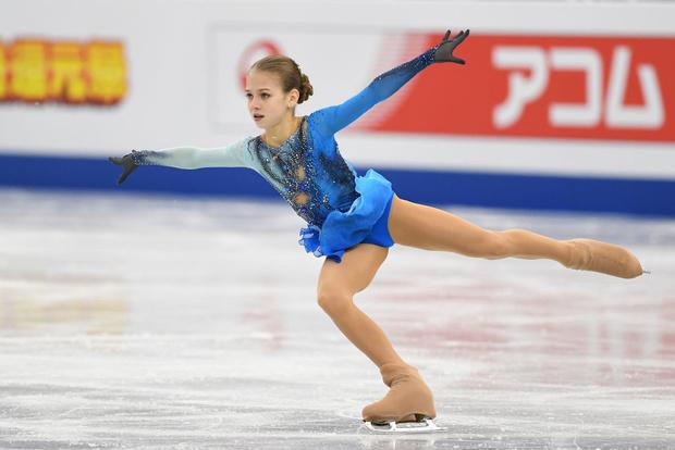 13-летняя российская фигуристка установила новый мировой рекорд (фото 3)