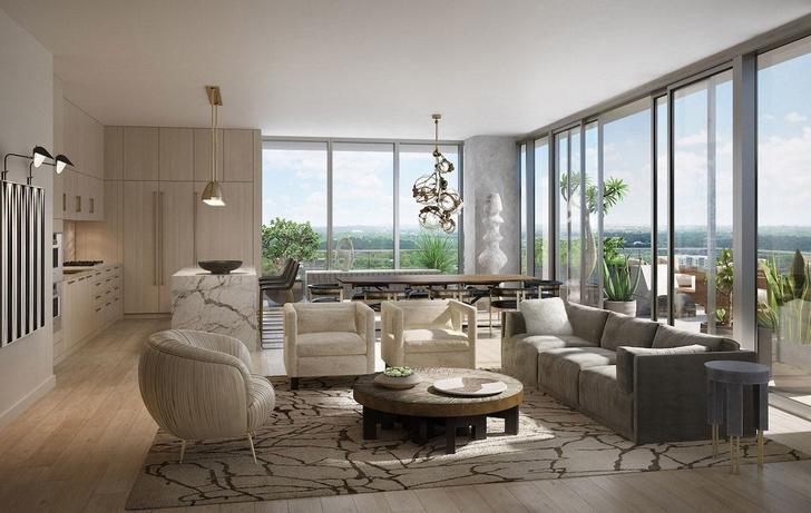 Austin Proper Hotel: новый отель по дизайну Келли Уэстлер (фото 8)