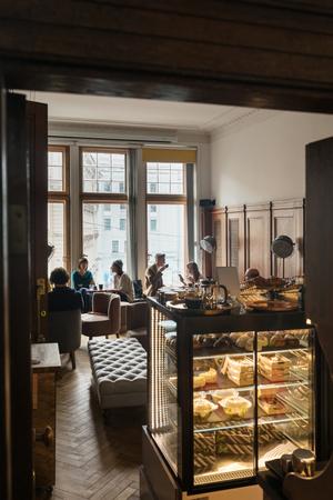 Ôpetit: маленькая кофейня на Невском проспекте (фото 10.1)