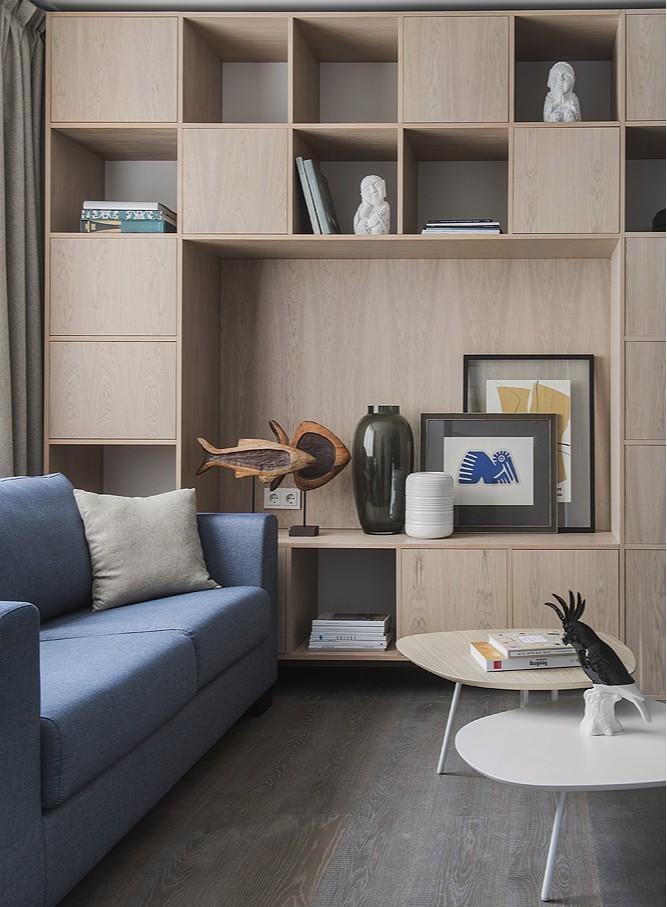 Квартира 38 м² для отдыха после работы (фото 3)