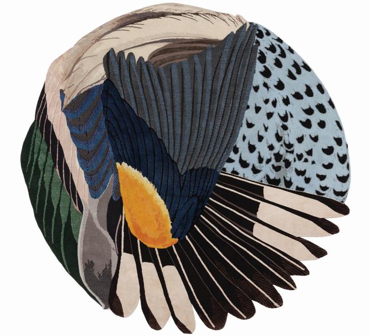 Топ-10 модных ковров Миланской недели дизайна (фото 2)
