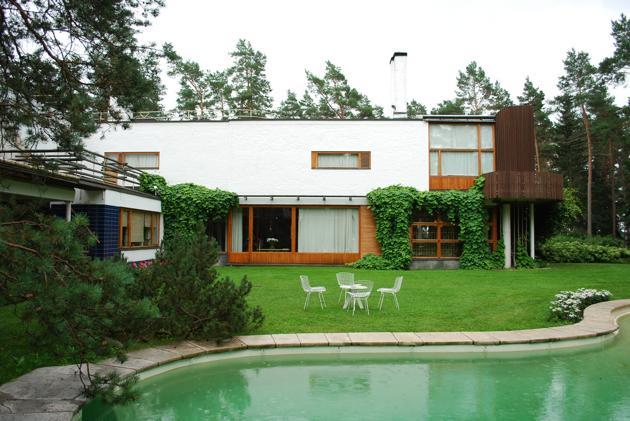 Модные сады в стиле mid-century modern (галерея 7, фото 1)