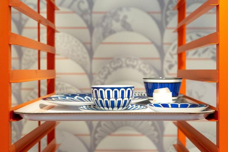 Hermès представил коллекцию посуды (фото 5)