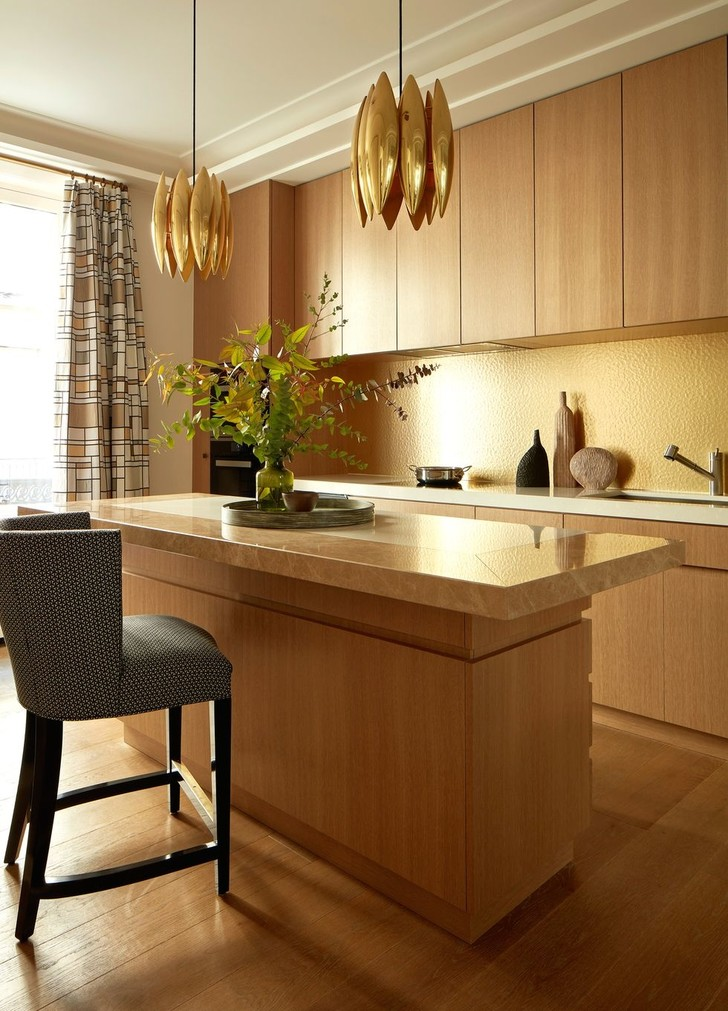 Новое прочтение: квартира 111 м² в Париже (фото 11)