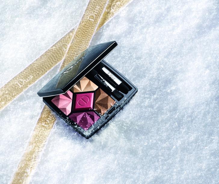 Шик и блеск: Dior представили рождественскую коллекцию Precious Rocks фото [3]