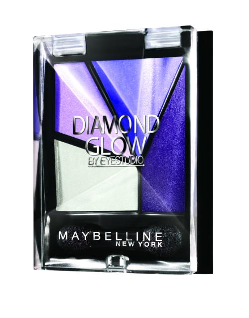 Тени для век Diamond Glow от Maybelline NY