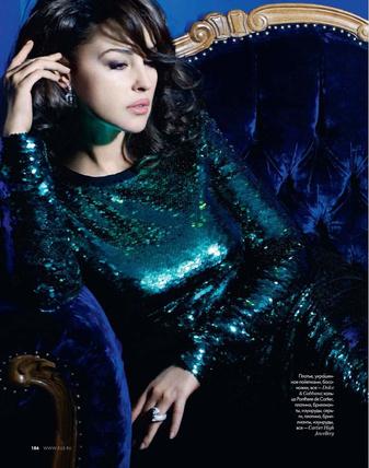 Elle Россия, октябрь 2011 (Джон Нолле)