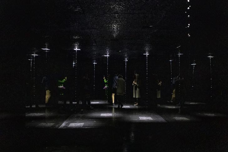 Форма воды: иммерсивный объект AQUA. Leonardo's Vision (фото 3)