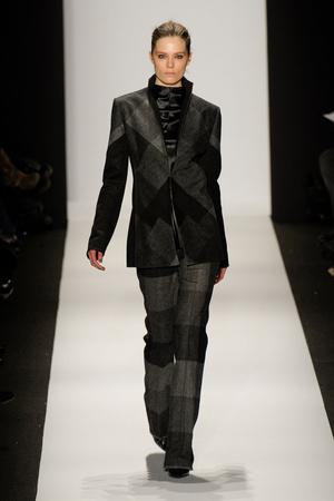 Показы мод Narciso Rodriguez Осень-зима 2011-2012 | Подиум на ELLE - Подиум - фото 2342