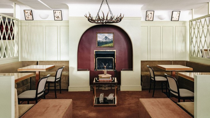 Experimental Chalet: новый дизайнерский отель в Альпах (фото 0)