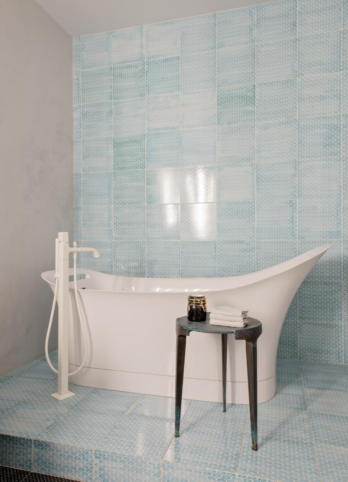 Необычная ванна: 25+ вдохновляющих примеров (галерея 1, фото 4)