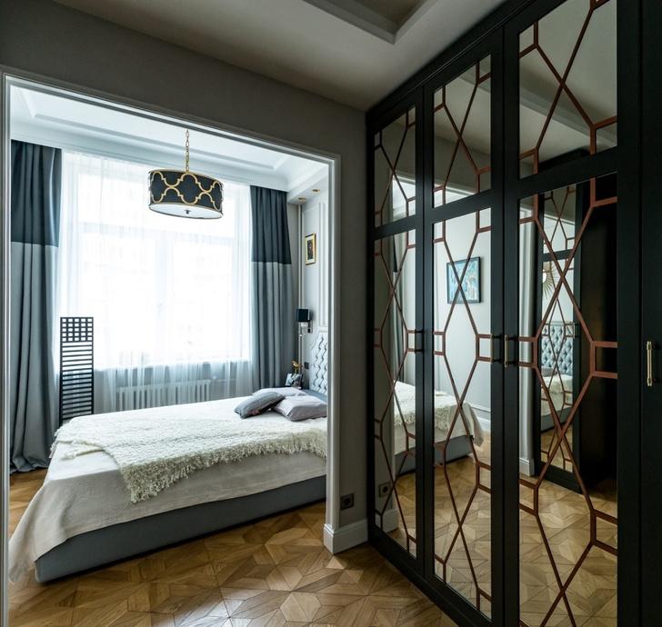 Квартира 70 м²: проект Анастасии Стенберг (фото 10)