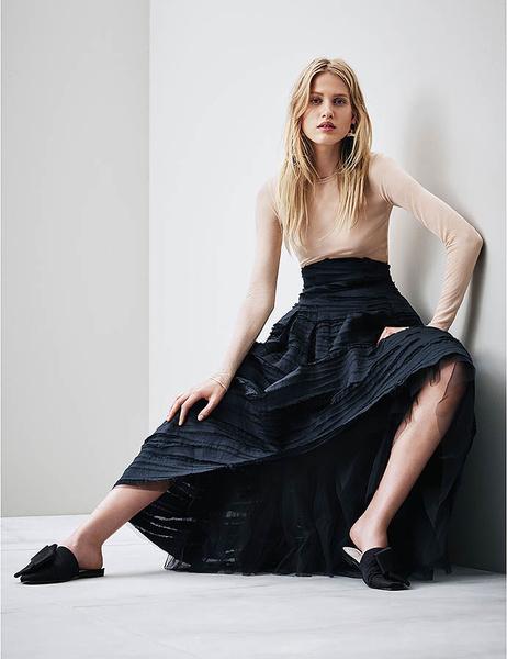H&M представили новую коллекцию Conscious Exclusive в Париже | галерея [1] фото [11]
