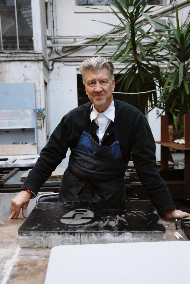 На все руки мастер: выставка литографий Дэвида Линча в Москве (фото 1)