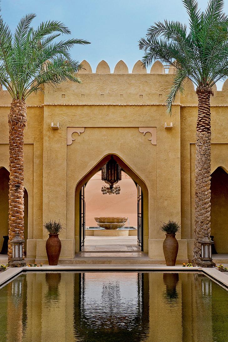 Qasr Al Sarab Desert Resort by Anantara, Абу-Даби