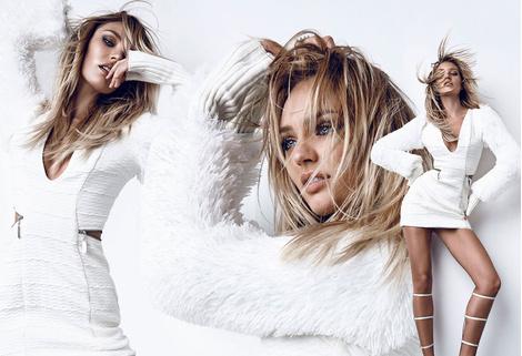 Кэндис Свейнпол снялась в новой рекламной кампании Osmoze | галерея [1] фото [14]