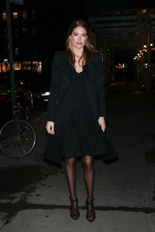 Total Black: учимся носить черный как Даутцен Крез (фото 1.1)