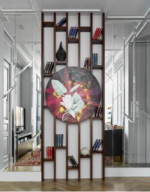 Интерьер с обложки: квартира в московской высотке 71 м² (фото 5.2)