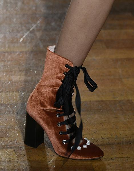 Итоги Недель моды: самая красивая обувь | галерея [6] фото [5]