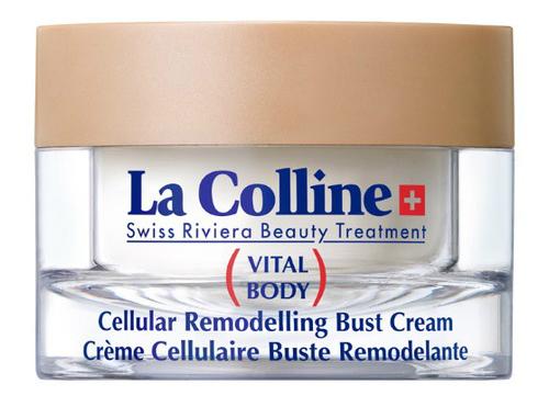 Моделирующий крем для бюста, шеи и декольте с клеточным комплексом Vital Body Cellular Remodelling Bust Cream от La Colline