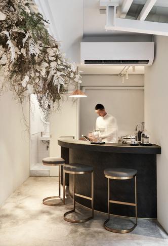 Чайный салон в Тайбэе: проект арх-бюро Dsen (фото 4.2)