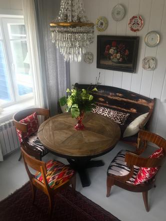 В гостях у главного редактора ELLE DECORATION Алексея Дорожкина (фото 12.2)
