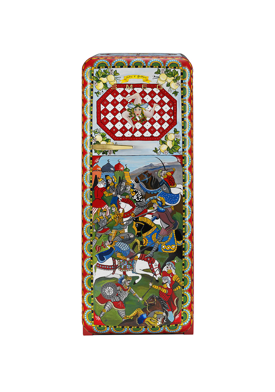 Сенсация: Холодильники от Dolce & Gabbana и Smeg | галерея [1] фото [10]