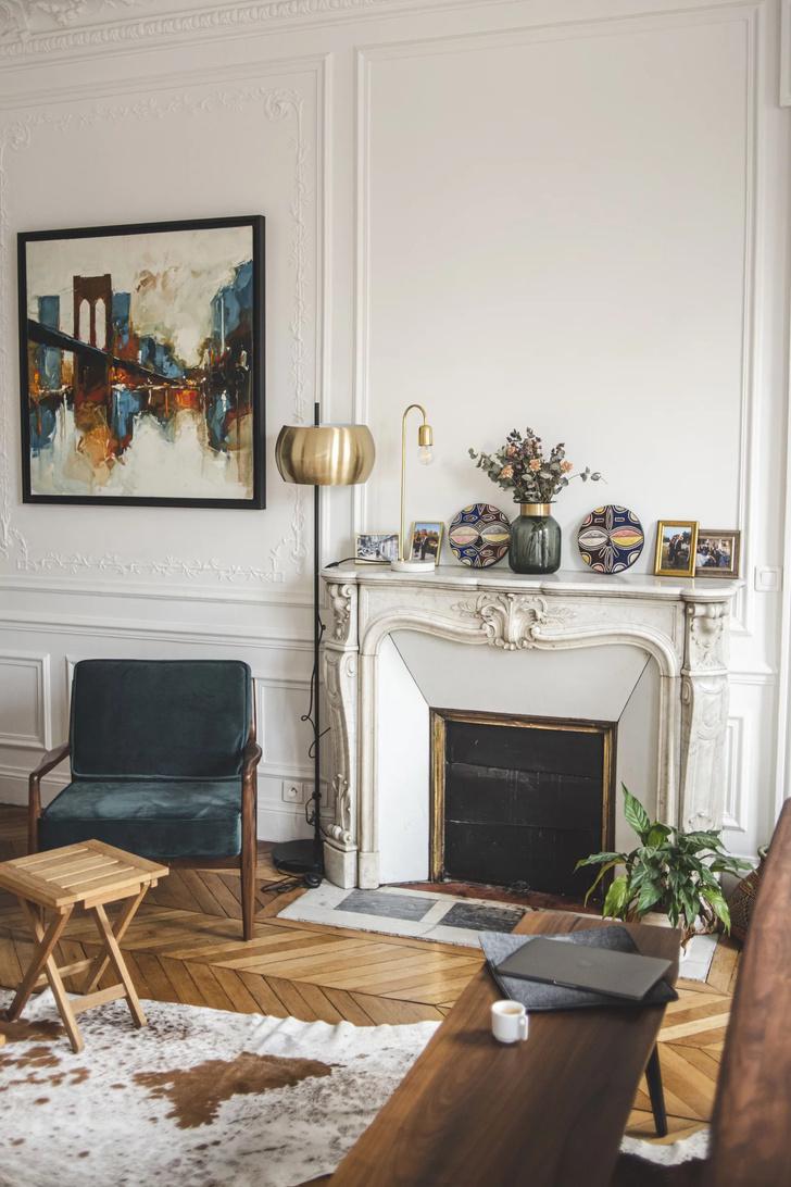Парижская квартира (фото 3)