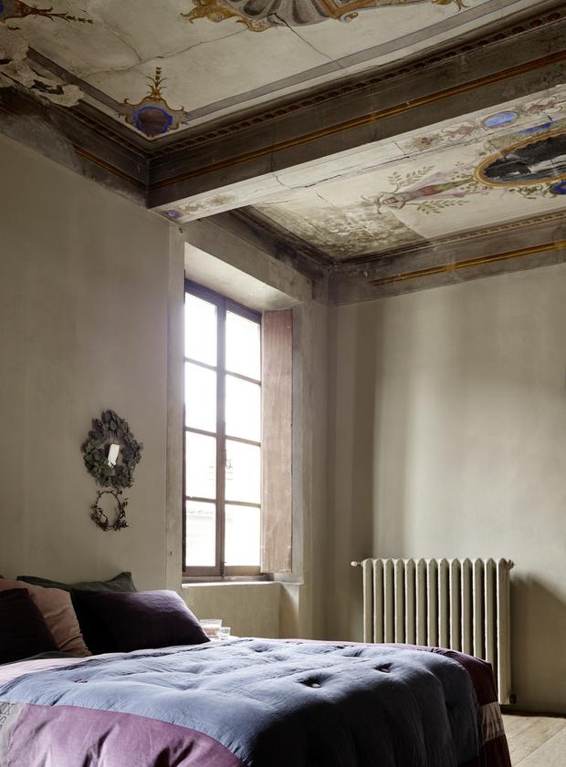Тайная комната: вилла XVII века в Италии (фото 15)