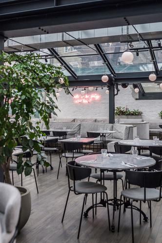 Новый ресторан Greenwich Grind в Лондоне (фото 3.1)