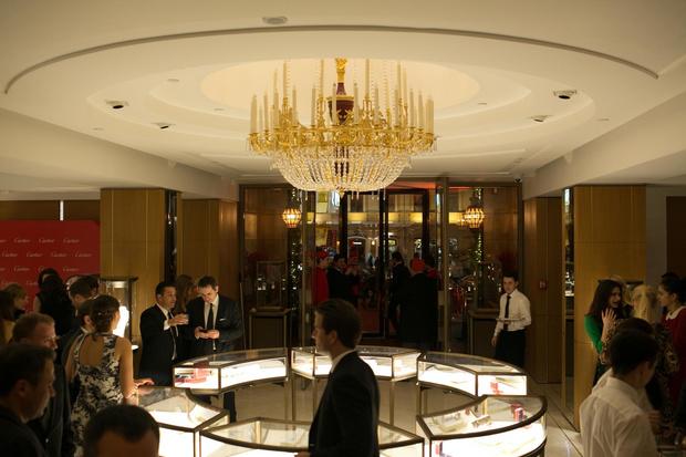 Дом Cartier в России: 15 ярких событий за 15 лет (фото 21)