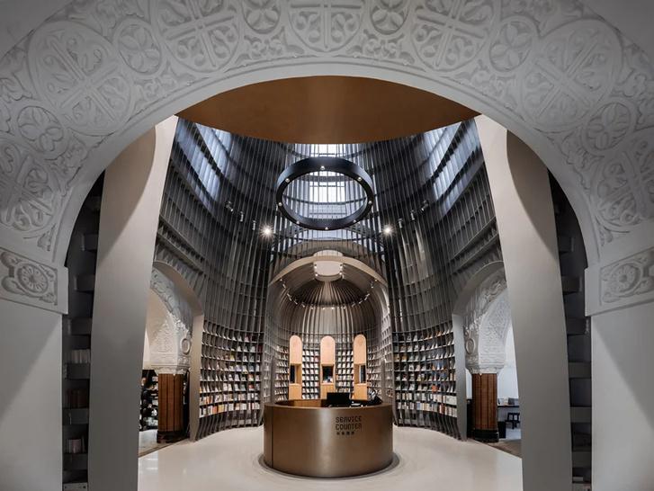 Книжный магазин в Шанхае (фото 4)
