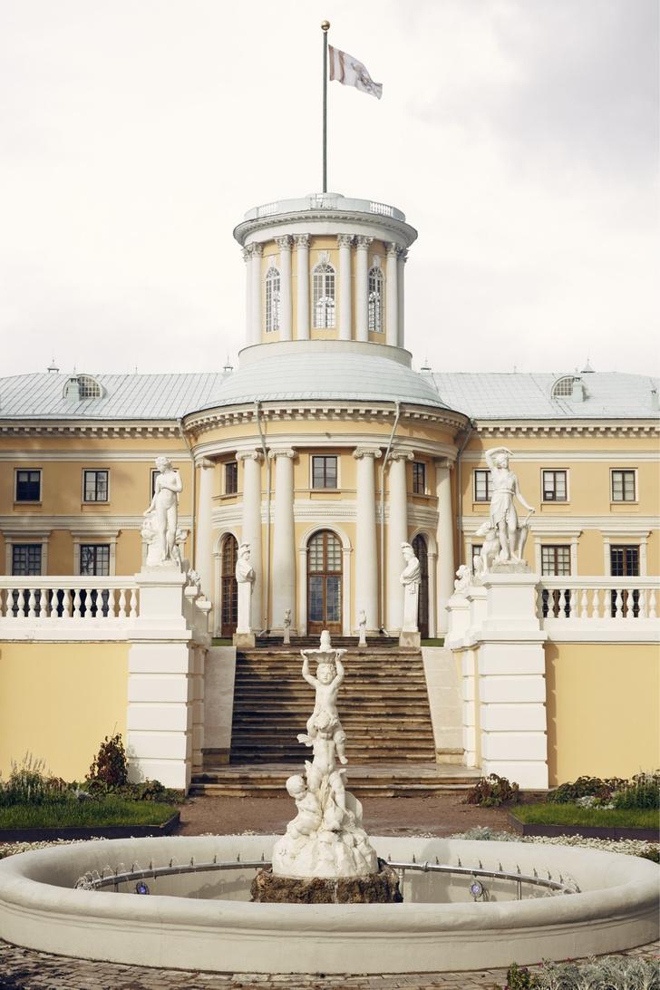 Служитель муз: усадьба «Архангельское» (фото 4)