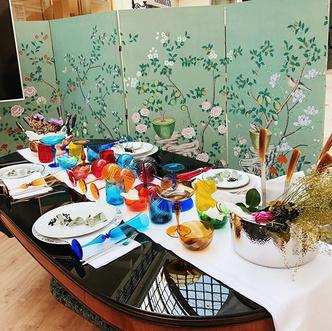 «Декор стола» в Bosco Casa (фото 6.1)